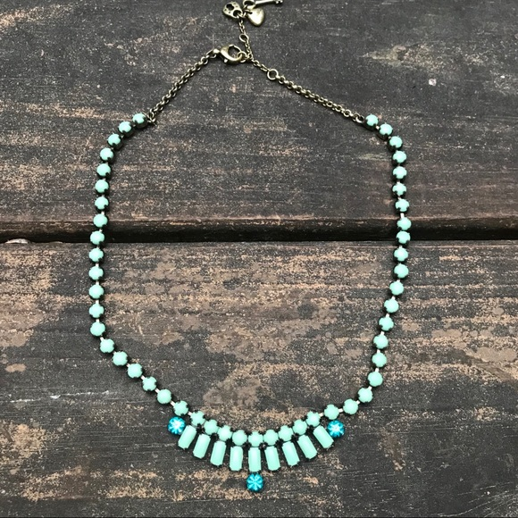 Fossil Jewelry - Fossil Turquoise Necklace